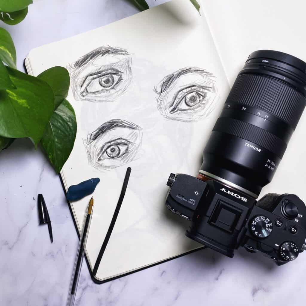 Artist Photographer Videographer
