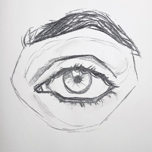 step by step eye tutorial